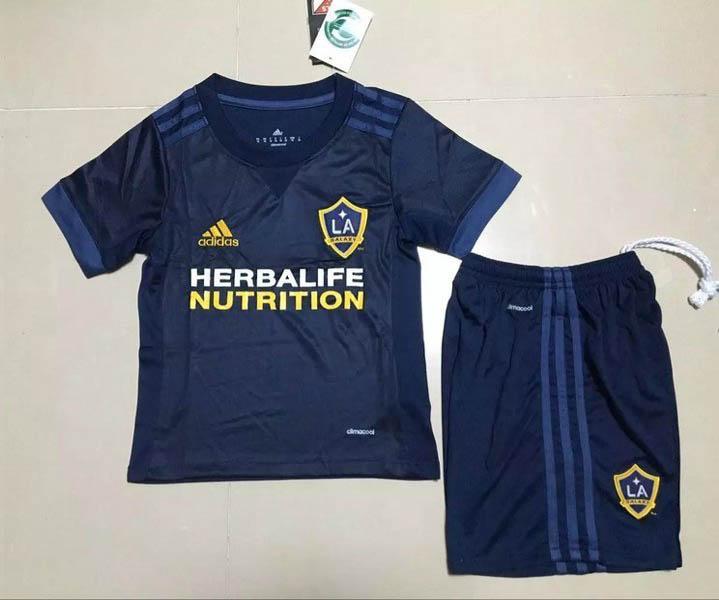 newest collection baa4c c6112 LA Galaxy 2017 18 Away Kids Soccer jersey - $15.00 ...