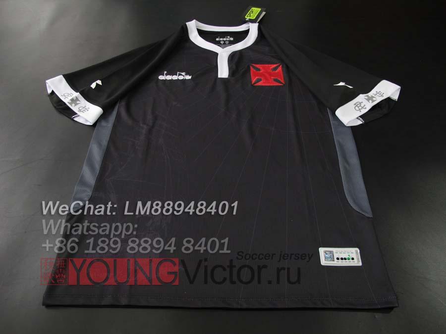 78c910039d6b6 19 20 CR Vasco da Gama Home Soccer jersey -  17.00   youngvictor.ru